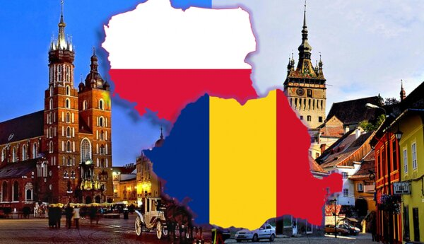 Румыния Польша