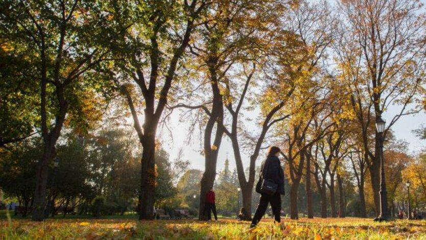 Погода в Украине, прогноз погоды, ноябрь