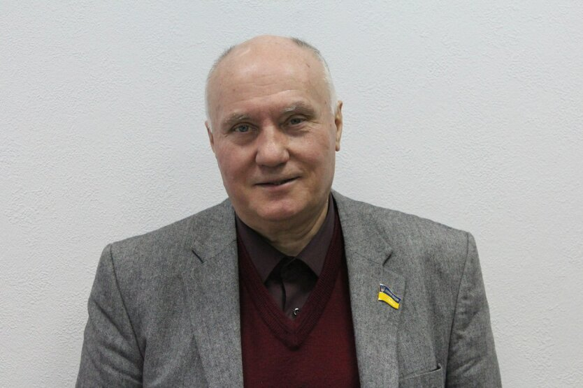 Иван Салий умер