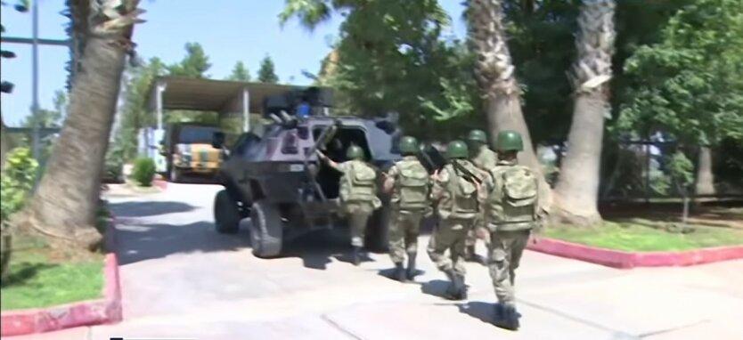 Военные действия, Турция, Ирак