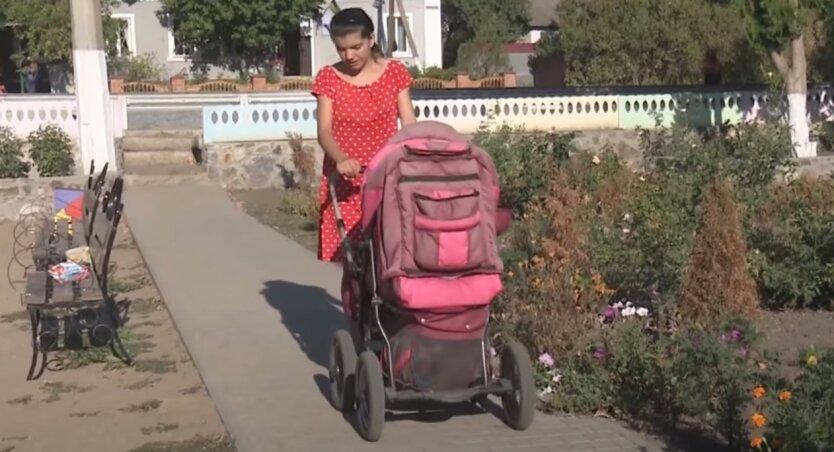 Украина, выплаты на детей
