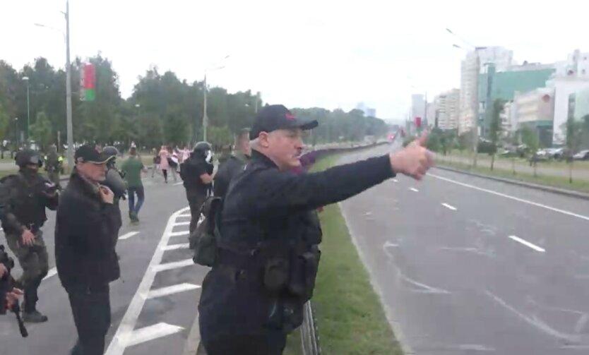 лукашенко омон протесты в беларуси