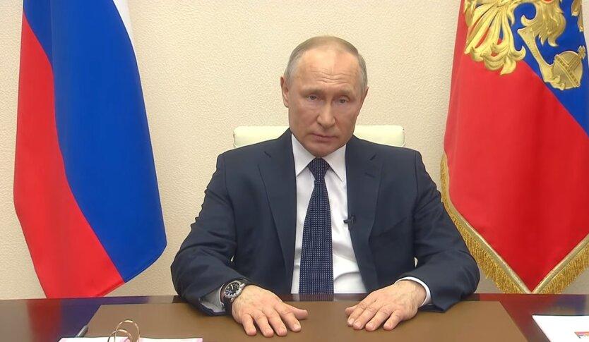 Владимир Путин, вакцина, коронавирус