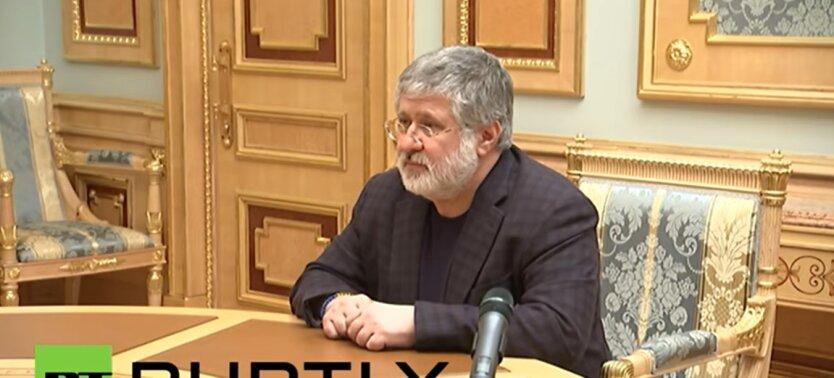 Игорь Коломойский, авиакомпания МАУ, банкротство