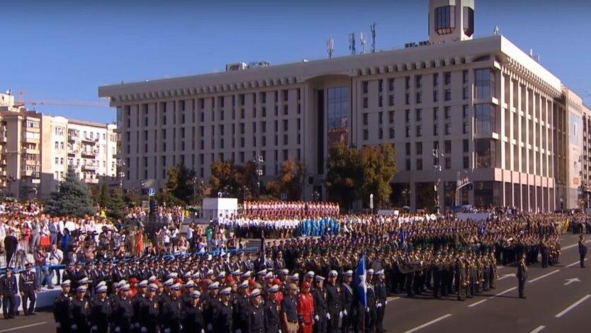 Ростислав Карандеев,Государственный праздник в Украине,День Независимости Украины
