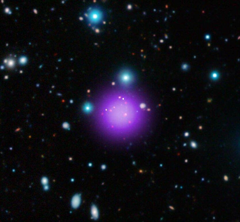 космос_галактики