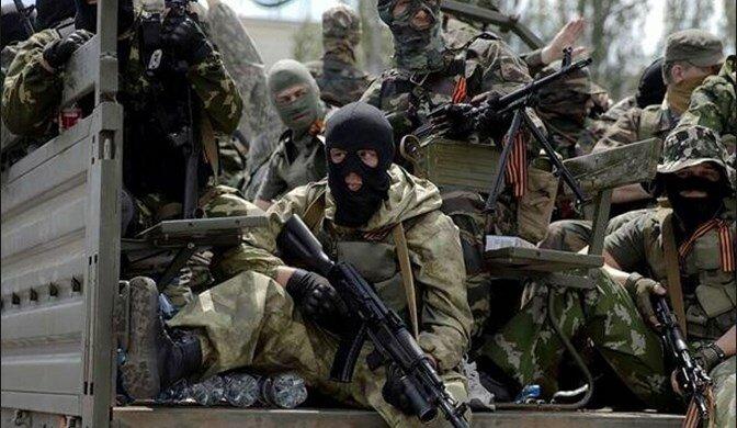 терористы сепаратисты боевики 4