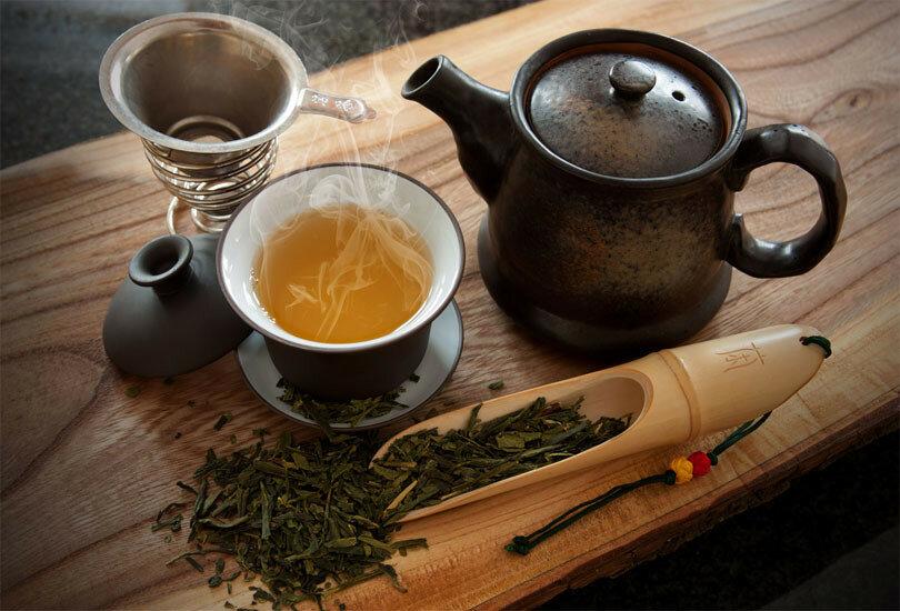 чай_зеленый чай