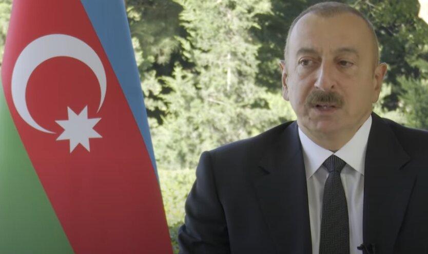 Ильхам Алиев. Азербайджан, Армения