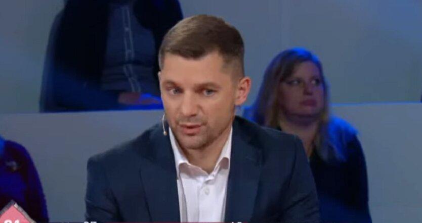 Представитель Кабмина в Верховной Раде Василий Мокан