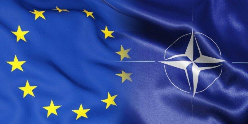 Украина-ЕС-НАТО