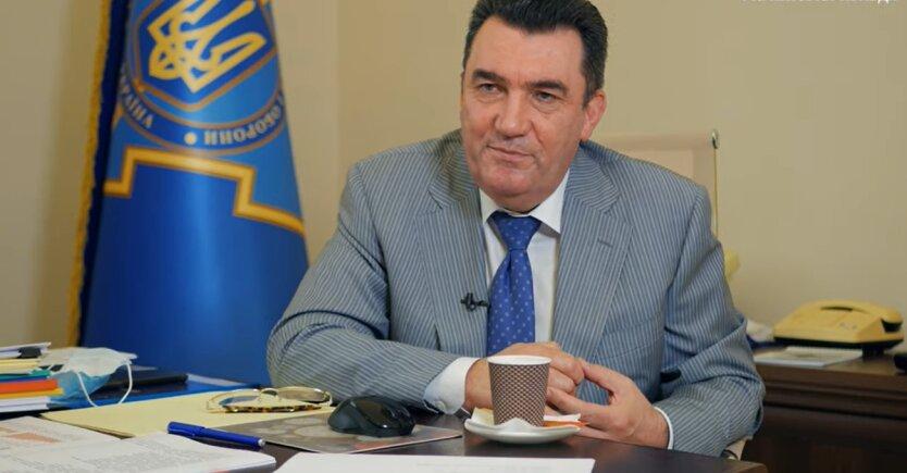 Алексей Данилов, Александр Тупицкий, отставка