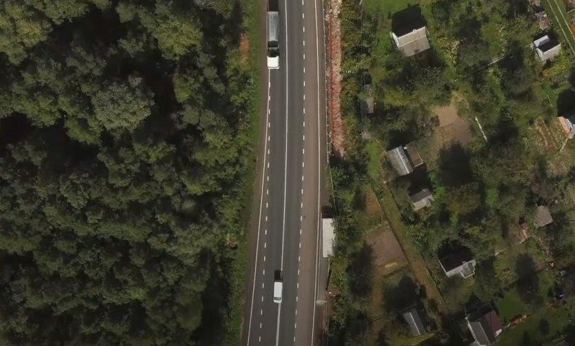 Укравтодор построит первый автобан в Украине