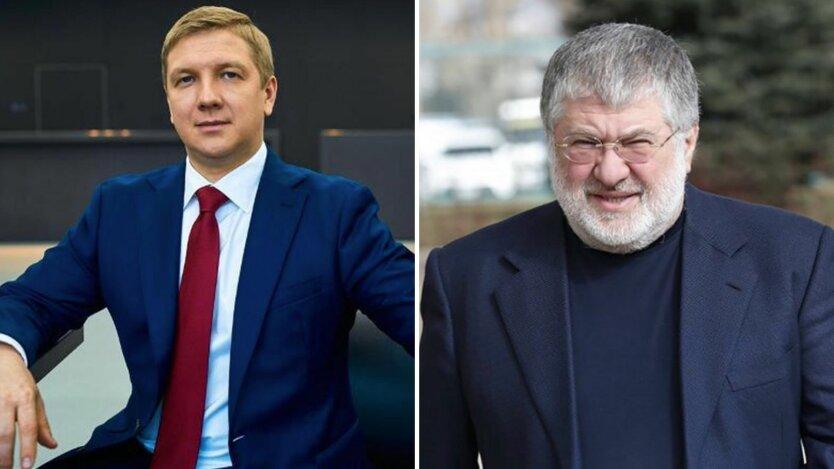 Эксперт объяснил, как отношения Коболева с Коломойским повлияли на его увольнение из Нафтогаза