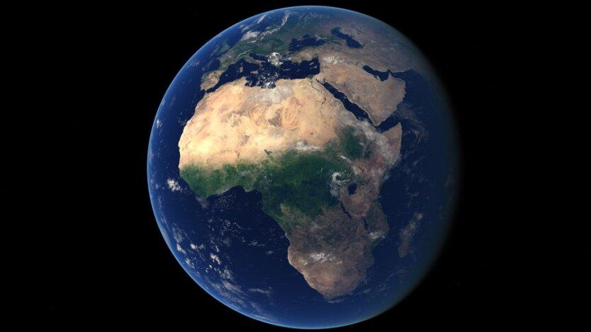 африка земля