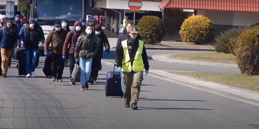 украинские заробитчане,трудовые мигранты из Украины,заробитчане в Польше,работа в Польше