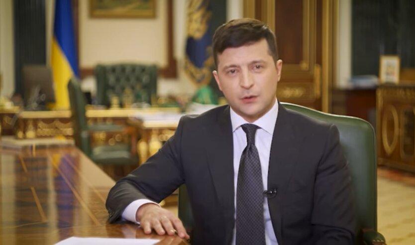 президент Украины, Владимир Зеленский, рейтинг