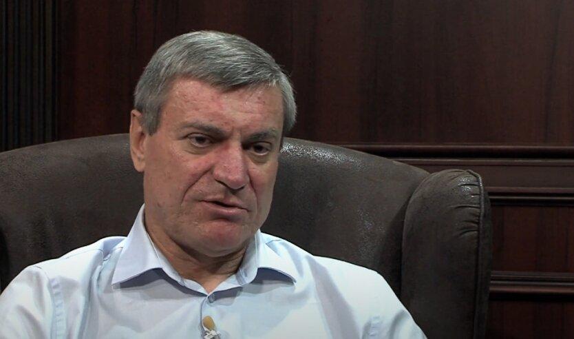 Олег Уруский, министр по вопросам стратегических отраслей промышленности
