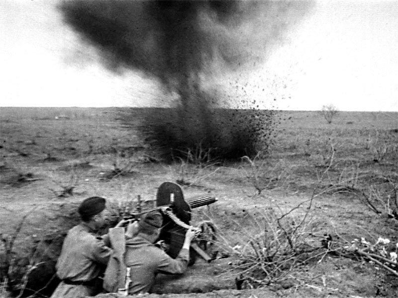 Вторая мировая война СССР