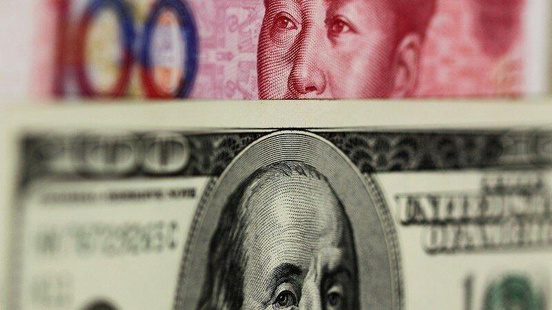 юань_доллар