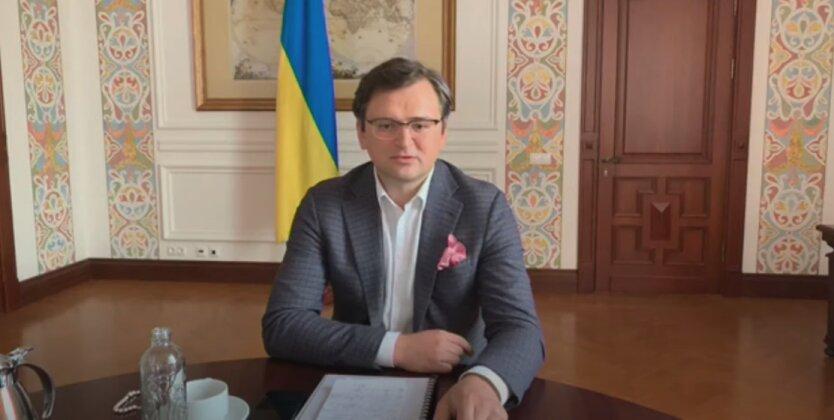 "Дмитрий Кулеба, МИД, ""нормандская четверка"""