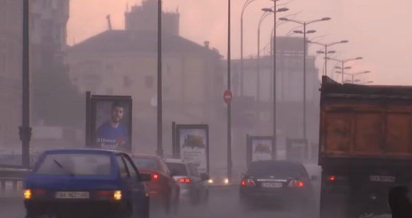 Украина, прогноз погоды, май