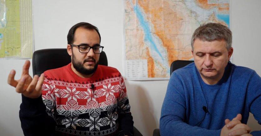 Илия Куса, Юрий Романенко, Иран