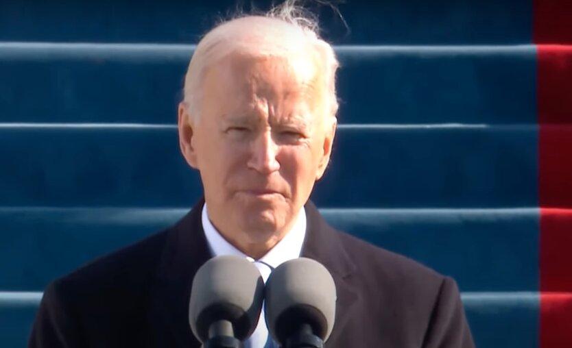 Президент США Джо Байден, владимир путин