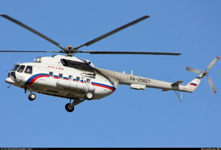 Ми-8 Россия