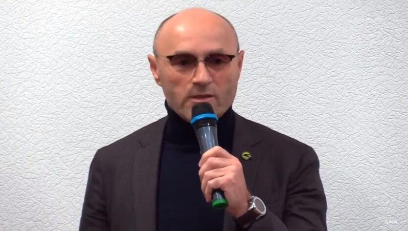 Президент авиакомпании МАУ Евгений Дыхне