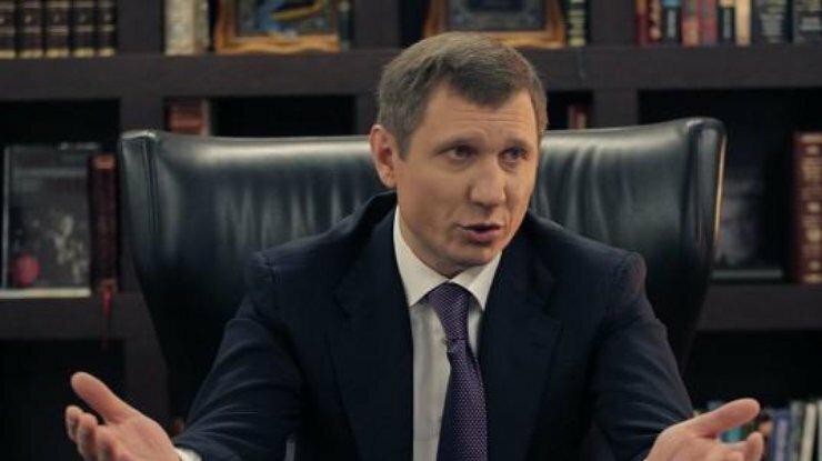 народный депутат сергей шахов
