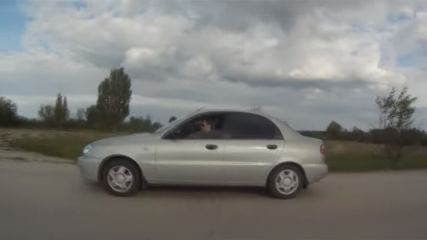 ZAZ Lanos, обзор авто, обзор ZAZ Lanos, ЗАЗ Ланос, гибрид Ланос