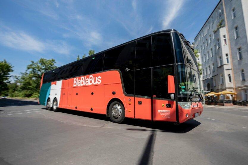 BlaBlaBus анонсировал выход на украинский рынок
