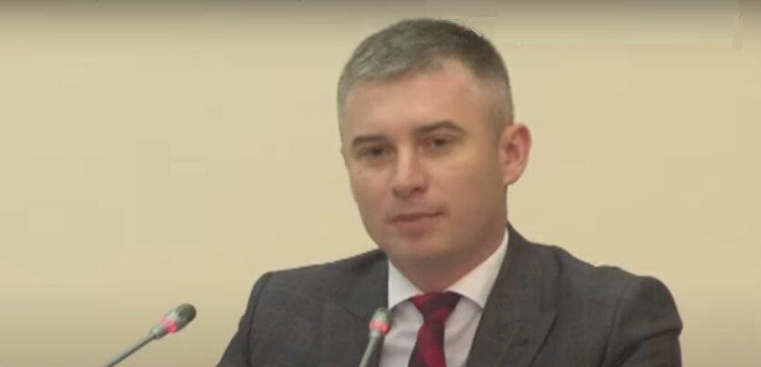 Глава НАПК Александр Новиков
