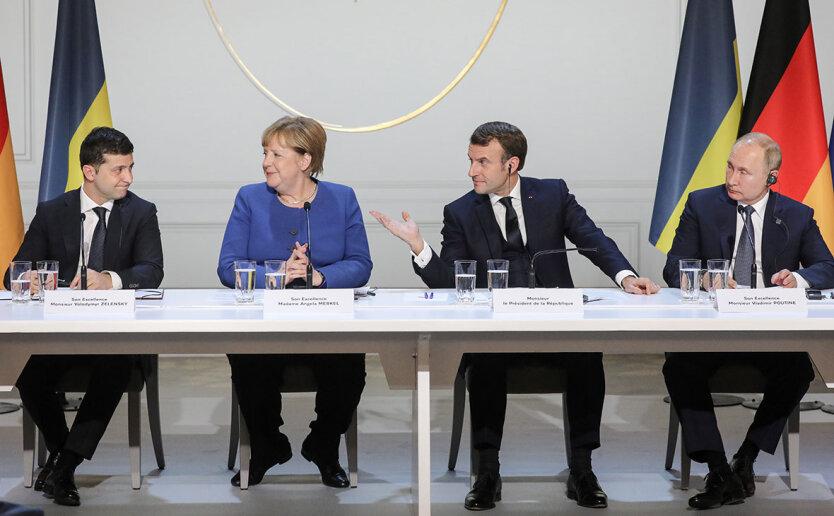 Зеленский и Путин2