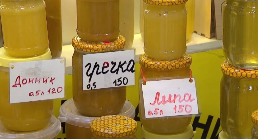 Цены, Украина, мед