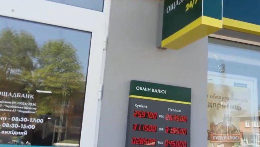 Ощадбанк, торговая марка, Сбербанк в Украине