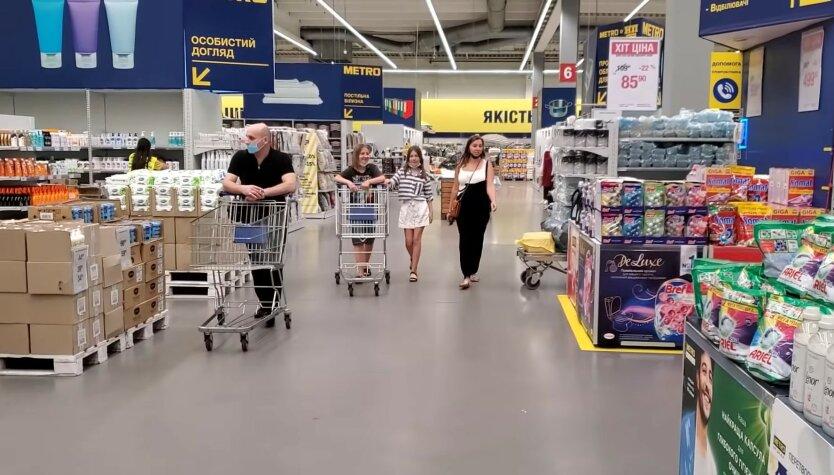 Продукты в Украине, список товаров, которые нельзя возвращать в магазин