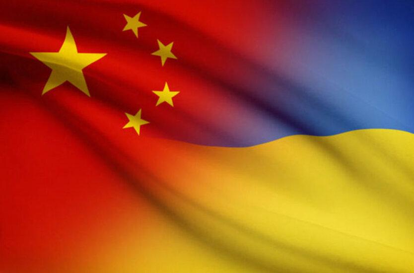 Отношения между Украиной и Китаем пробили дно