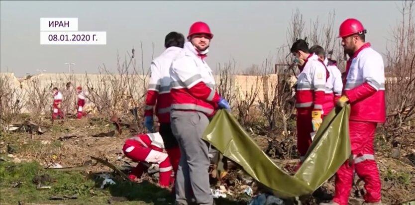 авиакатастрофа МАУ,Иран