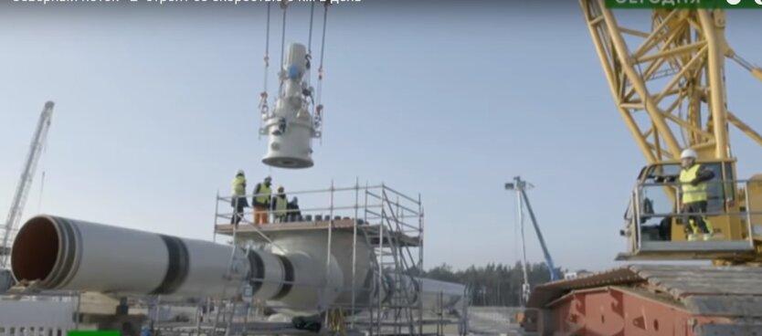 Северный поток-2, российский газопровод, Дания