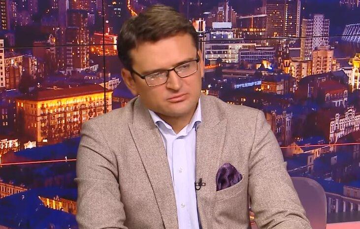 Вице-премьер по вопросам европейской и евроатлантической интеграции Дмитрий Кулеба