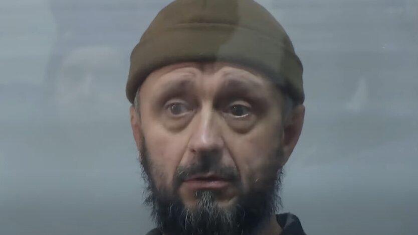 Апелляция, арест, Андрей Антоненко