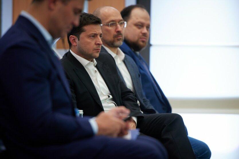 Отставка Разумкова – это точка перелома в президентстве Зеленского