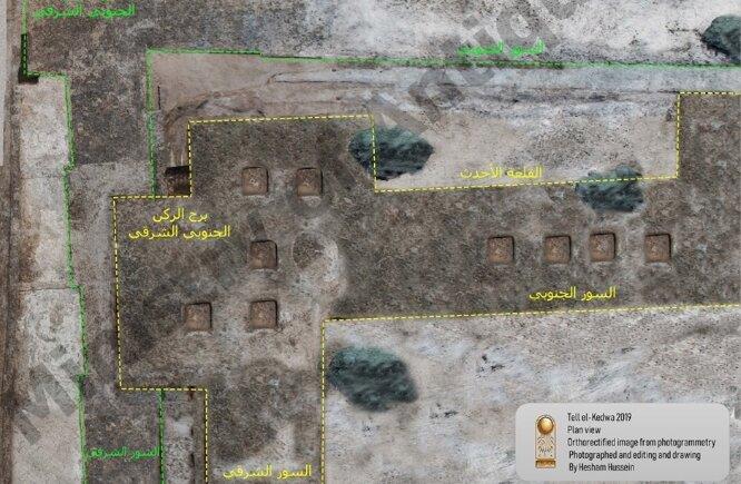 крепость египет