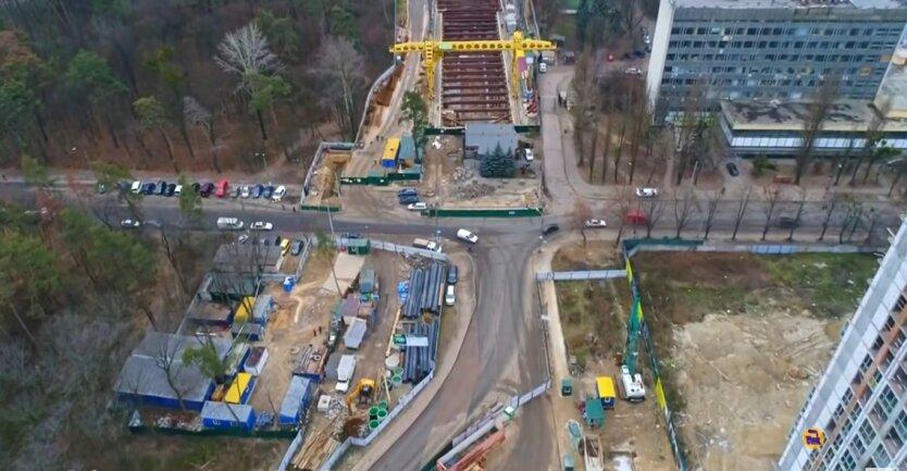 Строительство метро на Виноградарь, Киевсовет, деньги