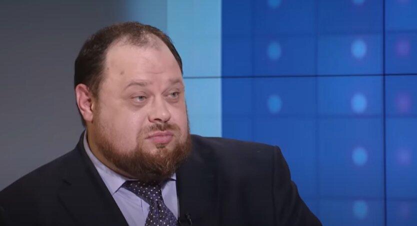"""Стефанчук высказался о """"расколе"""" в """"Слуге народа"""""""