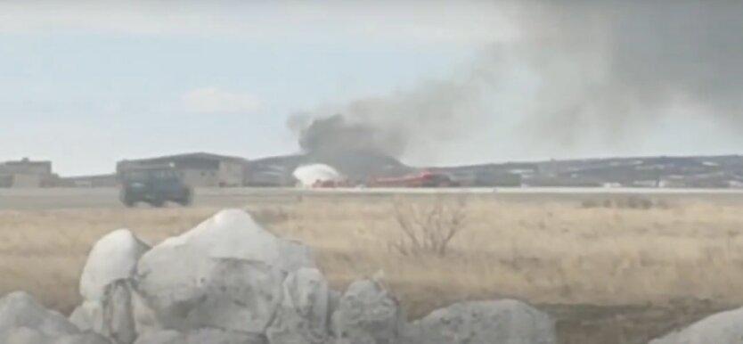 Крушение вертолета Ми-8