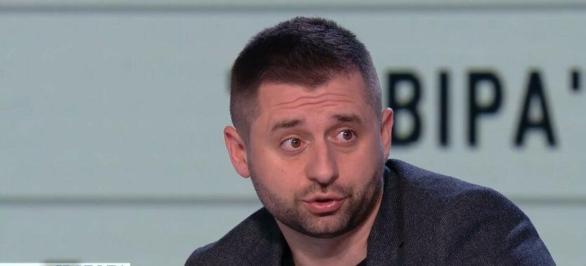 Давид Арахамия, отставка Дмитрия Разумкова, голосование за нового спикера ВР