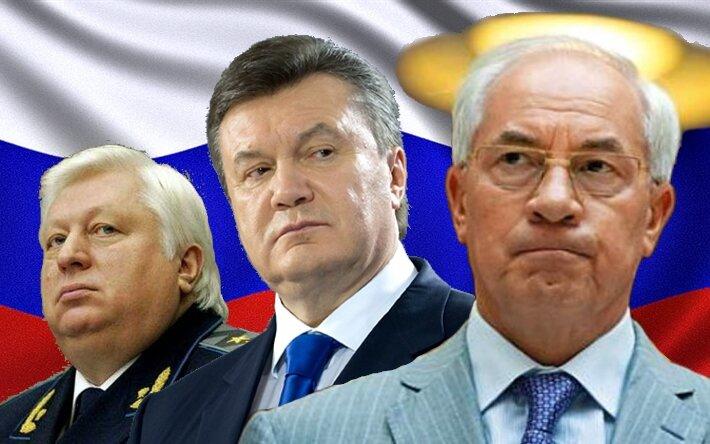 Азаров_Пшонка_Янукович